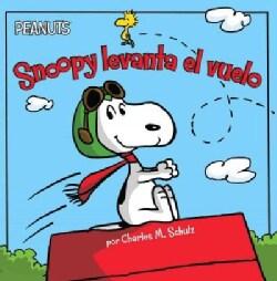 Snoopy levanta el vuelo / Snoopy Takes Off (Paperback)