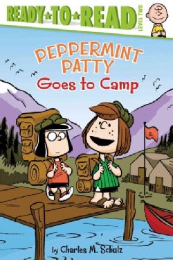 Peppermint Patty Goes to Camp! (Paperback)