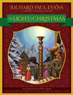 The Light of Christmas (Hardcover)