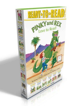 Pinky and Rex Love to Read!: Pinky and Rex / Pinky and Rex and the Mean Old Witch / Pinky and Rex and the Bully /... (Paperback)