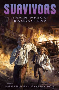 Train Wreck: Kansas, 1892 (Paperback)