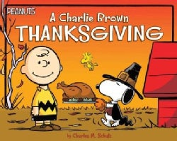 A Charlie Brown Thanksgiving (Paperback)