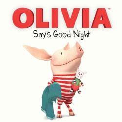 Olivia Says Good Night (Paperback)