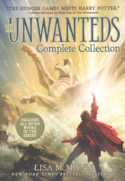 The Unwanteds Complete Collection: The Unwanteds / Island of Silence / Island of Fire / Island of Legends / Islan... (Hardcover)