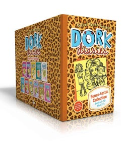 Dork Diaries 1-10: Squee-tastic Collection: Includes Book 3 1/2 (Hardcover)