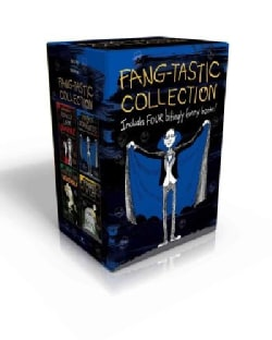 Fang-tastic Collection!: Notes from a Totally Lame Vampire / Prince of Dorkness / Notes from a Hairy-not-scary We... (Hardcover)