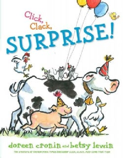 Click, Clack, Surprise! (Hardcover)