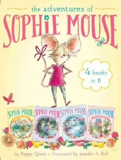 The Adventures of Sophie Mouse: A New Friend / The Emerald Berries / Forget-Me-Not Lake / Looking for Winston (Hardcover)