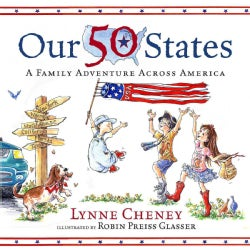 Our 50 States: A Family Adventure Across America (Paperback)