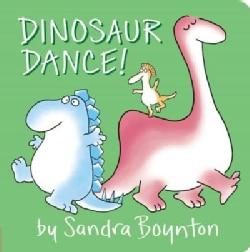 Dinosaur Dance! (Board book)
