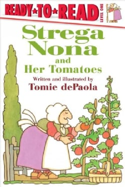 Strega Nona and Her Tomatoes (Paperback)