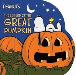 The Legend of the Great Pumpkin (Board book)