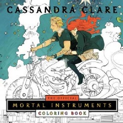 The Official Mortal Instruments Coloring Book (Paperback)