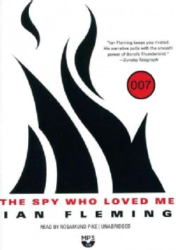 The Spy Who Loved Me (CD-Audio)
