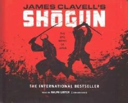 Shogun: The Epic Novel of Japan; Library Edition (CD-Audio)