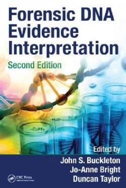 Forensic DNA Evidence Interpretation (Hardcover)