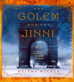 The Golem and the Jinni (CD-Audio)
