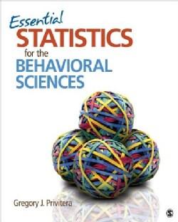Essential Statistics for the Behavioral Sciences (Paperback)