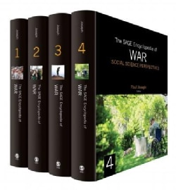 The Sage Encyclopedia of War: Social Science Perspectives (Hardcover)