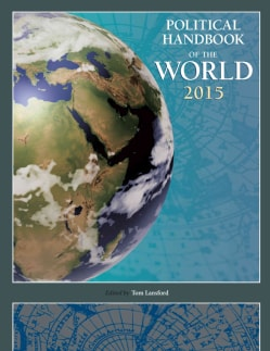 Political Handbook of the World 2015 (Hardcover)