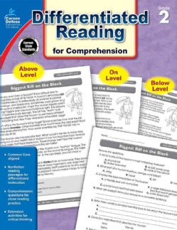 Differentiated Reading for Comprehension, Grade 2: Common Core State Standards (Paperback)