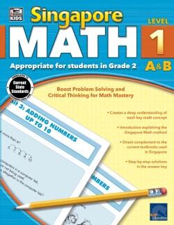 Singapore Math, Grade 2 (Paperback)