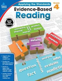 Evidence-Based Reading, Grade 4 (Paperback)