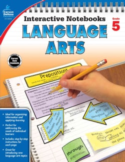 Language Arts Grade 5 (Paperback)