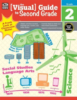 The Visual Guide to Second Grade (Paperback)