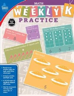 Math, Grade K (Paperback)