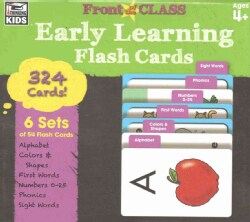Early Learning Flash Cards (Cards)