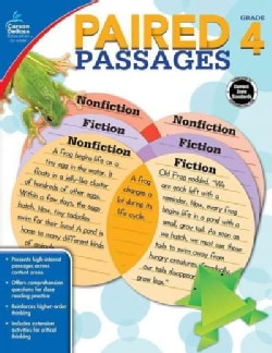 Paired Passages Grade 4 (Paperback)