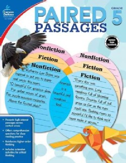 Paired Passages, Grade 5 (Paperback)