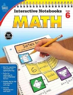 Math, Grade 6 (Paperback)