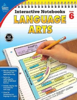 Language Arts, Grade 6 (Paperback)