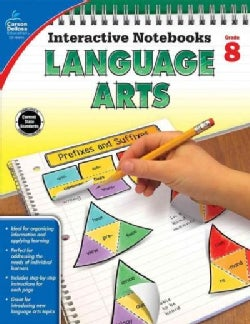 Language Arts Grade 8 (Paperback)
