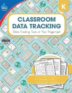 Classroom Data Tracking, Grade K (Paperback)