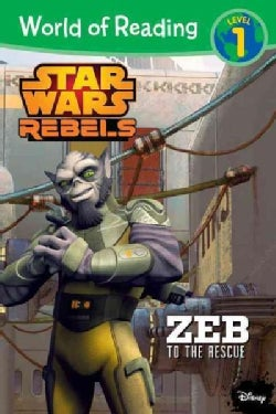 Zeb to the Rescue (Paperback)
