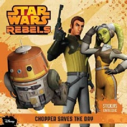 Chopper Saves the Day (Paperback)