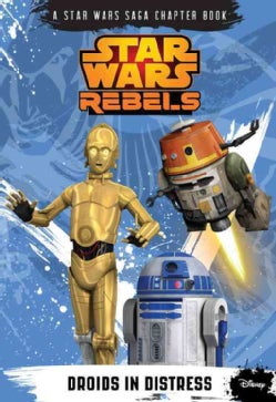 Droids in Distress (Paperback)