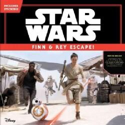 Star Wars Finn & Rey Escape (Paperback)