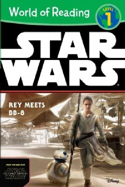 Rey Meets BB-8 (Paperback)