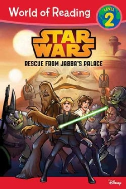 Star Wars Rescue from Jabba's Palace (Paperback)