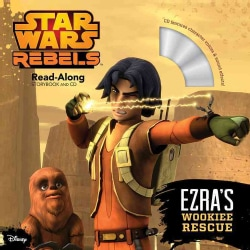 Ezra's Wookiee Rescue: Rebels