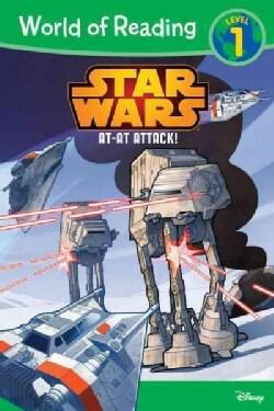 Star Wars At-at Attack! (Paperback)