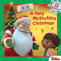 A Very McStuffins Christmas (Paperback)