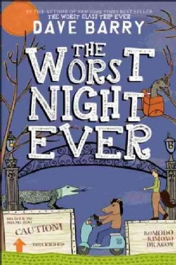 The Worst Night Ever (Hardcover)