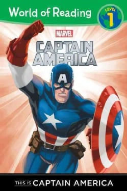 This Is Captain America (Paperback)
