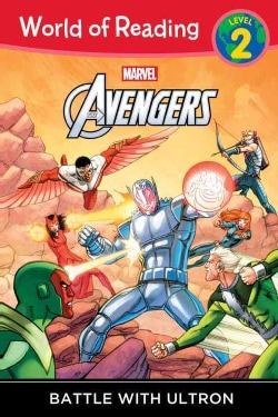 Avengers: Battle With Ultron (Paperback)