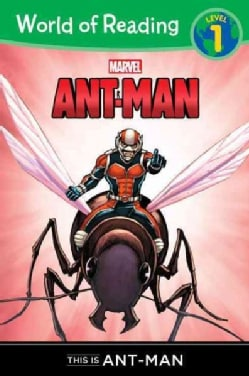 This Is Ant-Man (Paperback)